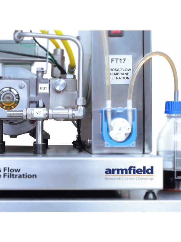 Cross Flow Membrane Filtration System