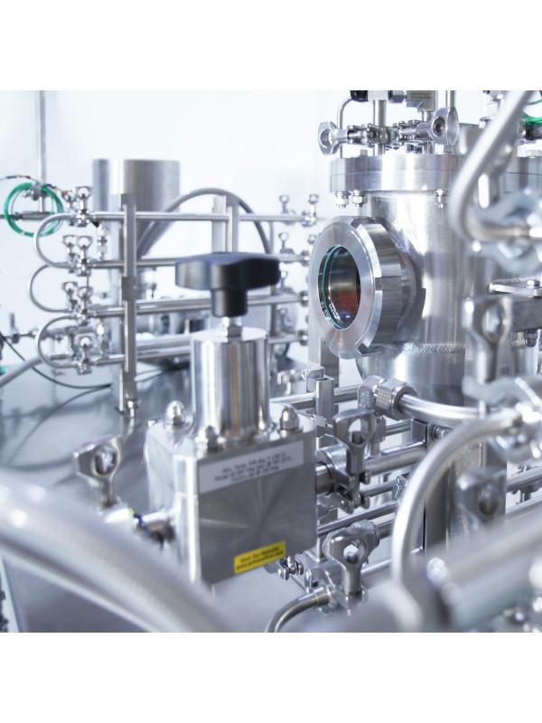 Modulares Miniatur-Prozesssystem UHT/HTST