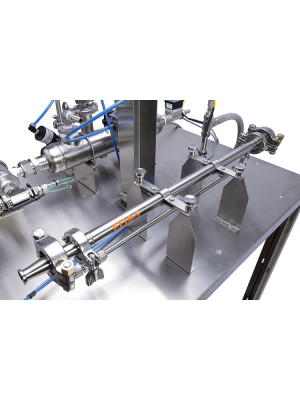 Pilot-Cross-Flow-Filtrations-System