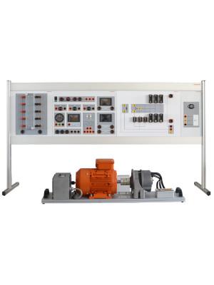 Generator-Batterielade-Trainer mit Multifunktionsregler