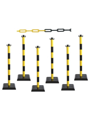 Chain post set Pro