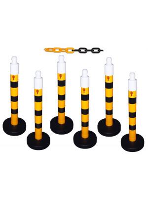 Chain post set Eco