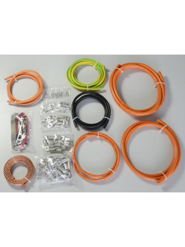 Option Montage-Kit Hochvoltleitungen: Satz Verbrauchsmaterial für 6 Schüler