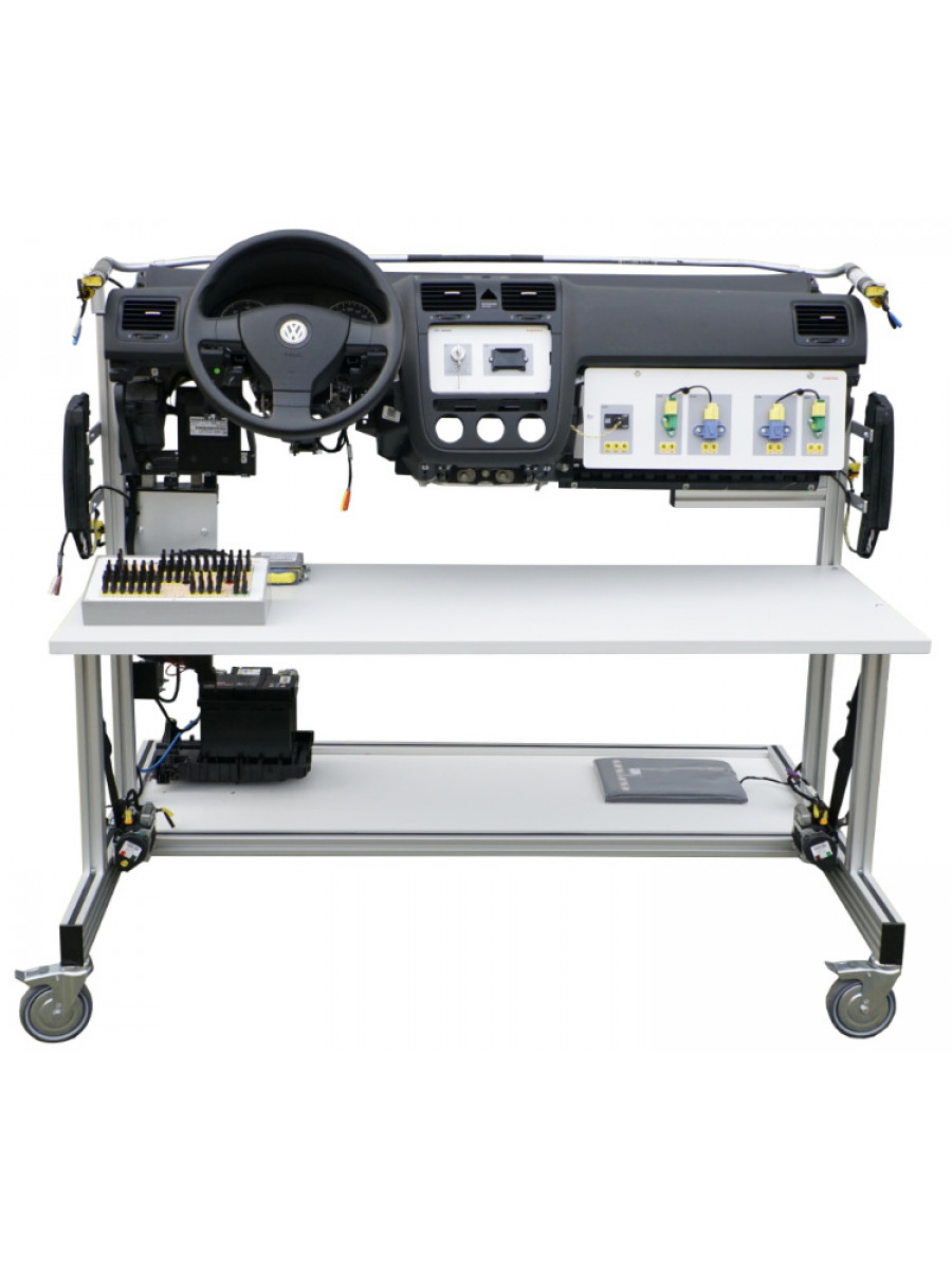 Airbag training model
