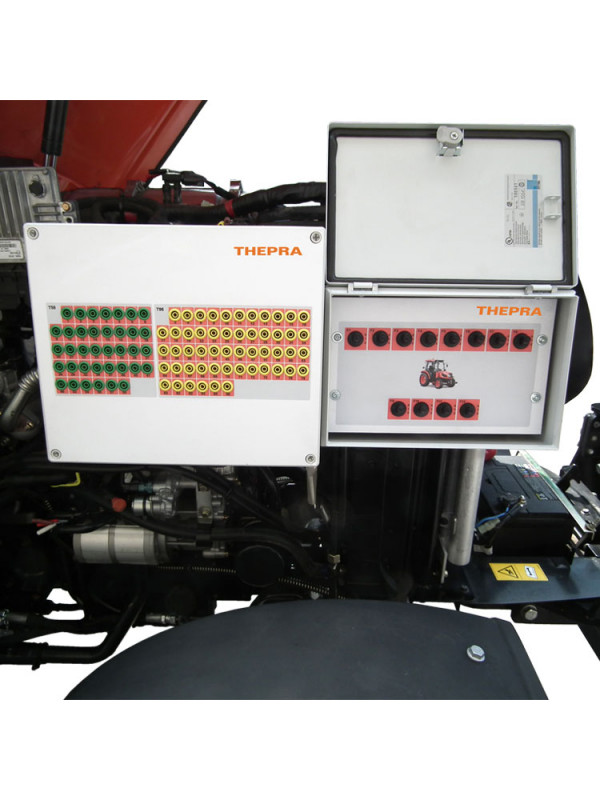 Training Vehicle Agricultural Technology Common Rail