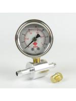 Inline Fuel Pressure Gauge