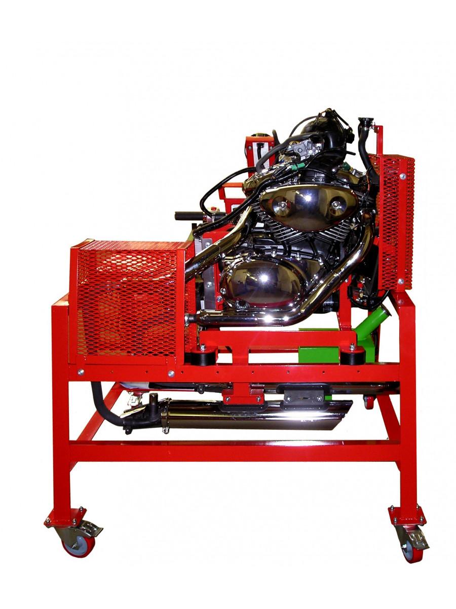 1/2 Cylinder Carburettor Motorbike Engine