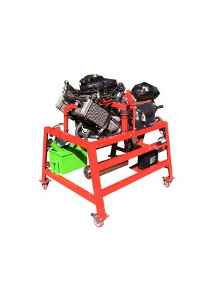 2/4 Cylinder Fuel Injection Motorbike Engine