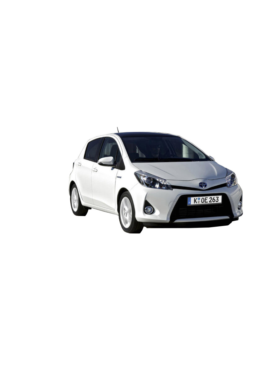 Training Vehicle Toyota Yaris Hybrid