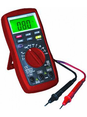 Universal Multimeter with Digital Display